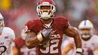 Samaje Perine Breaks the ALL-TIME RUSHING RECORD 💯