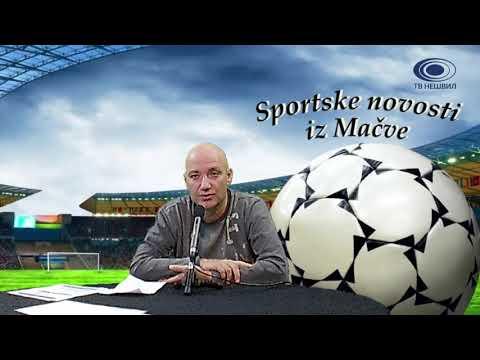Sportske novosti iz Mačve-Radio Nešvil 06.11.2017.