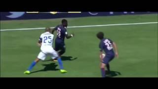 Serge Aurier (PSG) vs Inter Milan - 24/07/16 HD