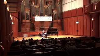 "Debussy Suite bergamasque ""Prelude"" , ""Passepied"" ドビュッシー 「ベ..."