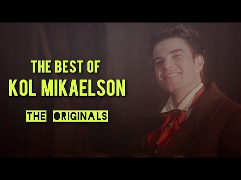 ► Kol Mikaelson Is So Done With Your Shit [HUMOR] [4x02] [For Nes]