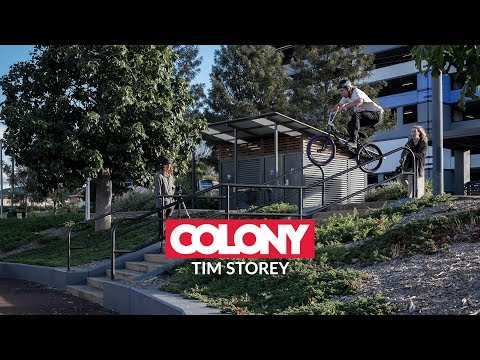 Tim Storey stacking some solid clips over the past few months after finishing his AH Well DVD section. Filmed by Mason Ainsworth and Dylan Steinhardt.