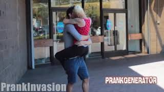 #Öpüşme Cezalı Oyun Yeni 2019 (Kissing Prank,PrankInvasion And KİSSİNG)