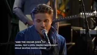 Ondřej Brzobohatý - And The Oscar Goes To - Live