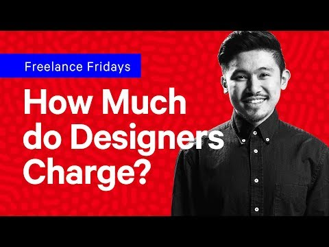 How Much do Designers Charge?