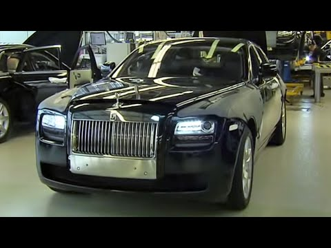 Copy of Rolls-Royce Production - Awesome