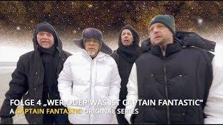 Die Fantastischen Vier - Captain Fantastic Series - FOLGE 4: Wer oder was ist Captain Fantastic?