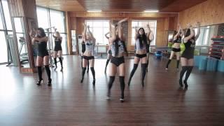 V&P. Видео урок 1 для Tusa Tv. GO-GO. Тренер - КОрыстова Валерия