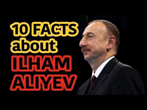 ILHAM ALIYEV - Who is Ilham Aliyev?  İlham Əliyev