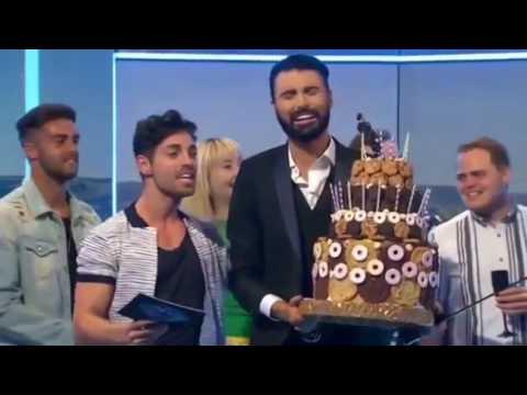 Ex Housemates & Davina Celebrate Rylan's 300th BOTS   Big Brother UK