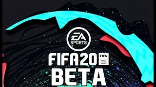 FIFA 20 BETA Codes Released! 9th - 22nd August