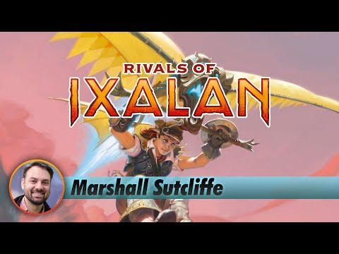 Rivals of Ixalan Draft #2 | Channel Marshall