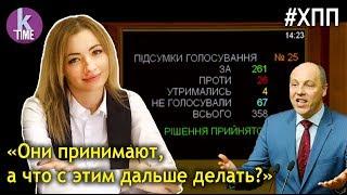 Закон об украинизации - антиконституционный. Елена Лёшенко