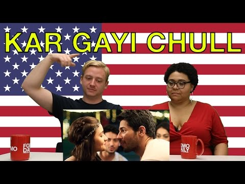 "Fomo Daily Reacts To Bollywood: ""Kar Gayi Chull"" Kapoor & Sons"