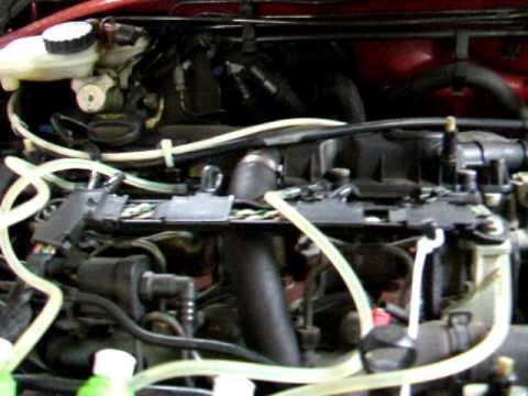 Ford Fiesta Wiring Diagram 2011 Hdi Diy Injector Leak Off Test Youtube
