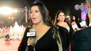 أخبار اليوم |عزة مجاهد: المسرح منحنى ثقة كبيرة جدا