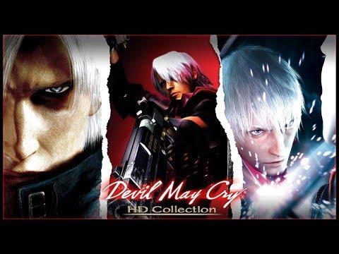 DEVIL MAY CRY HD COLLECTION ( 1, 2 e 3 ) FINALIZADO thumbnail