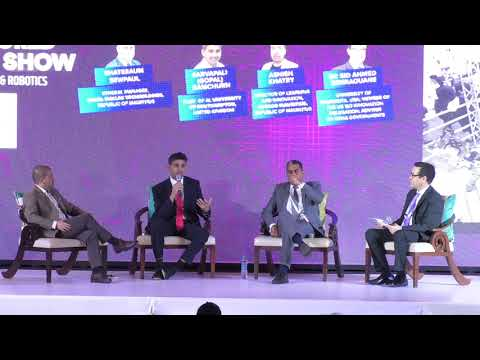 World AI Show Mauritius 2018- Panel Discussion