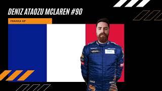 Thrustmaster TR Endurance League - F12020 Fransa GP