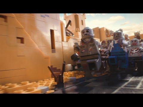 LEGO Zombie Horde