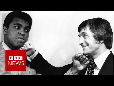 "Muhammad Ali Dies ""The greatest boxer of them all actually was destroyed by his occupation"" BBC News"