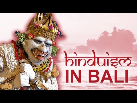 Hinduism In Bali - Temples And Dances