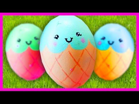 Как правильно красить пасхальные яйца? Инструкция для