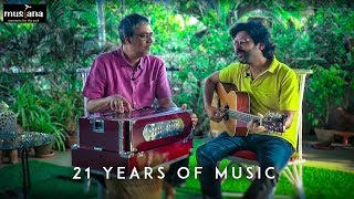 Joy sarkar | Srikanta Acharya । A Musical Conversation | 21 years of music