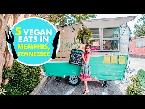 TOP 5 VEGAN RESTAURANTS IN MEMPHIS, TENNESSEE | Vegan Travel