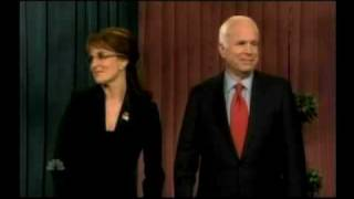 tina fey pwns john mccain as sarah palin on saturday night live