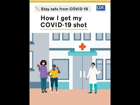 Stay safe from COVID-19: Get a COVID-19 shot