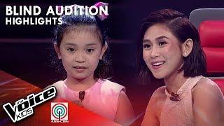 Voice Coaches, pinayuhan ang pagkanta ni Calli | The Voice Kids Philippines 2019