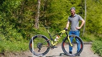 Bikecheck: Nino Schurter Scott Spark RC (Saison 2019)