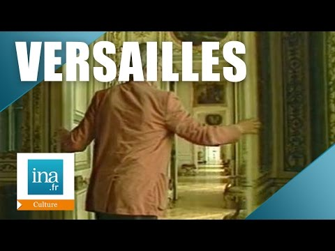Versailles: les appartements de Louis XV | Archive INA