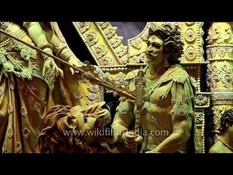 Goddess Durga: Up close in Kolkata