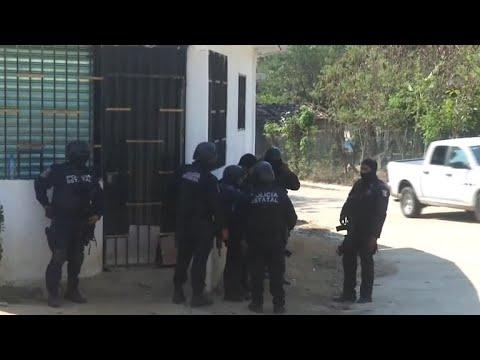 Deadly gunfights near popular beach resorts in Mexico