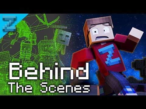 (Behind The Scenes Animation Reel)