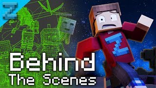 "(Behind the Scenes Animation Reel) ""Skeleton Rap"" | Minecraft Animation Music Video"