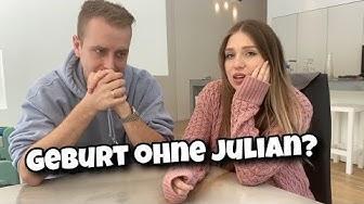 Darf Julian wegen Corona bei der Geburt dabei sein ?! 😔   Bibi