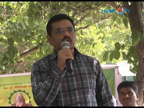 khajuria IFS Hyderabad Metropolitan Development Authority