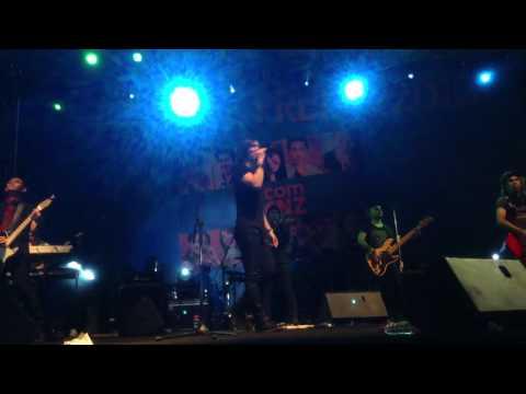 Once Mekel @ Celcom's FRENZ 2013 Concert