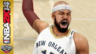 Nba 2k14 my career mode ps4 ep 25 - scoring 100+ points with my eyes closed