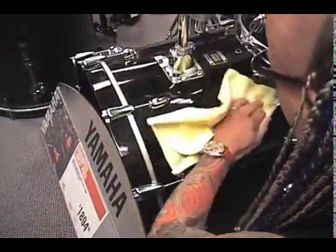 MusicNomad Drum Detailer & Polish