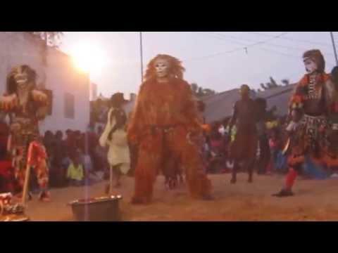 Moulaye Lion of Senegal in Festival Simb in Senegal