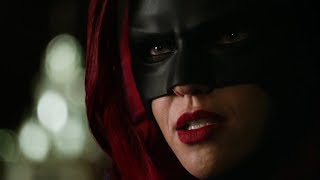 All scenes with Batwoman Ruby Rose - Elseworlds Crossover