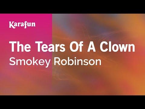 Karaoke The Tears Of A Clown - Smokey Robinson *