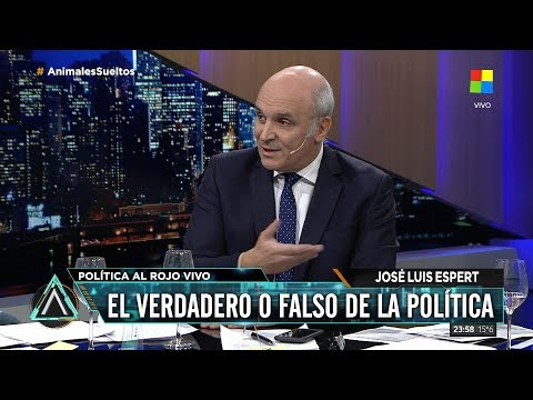 José Luis Espert en