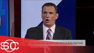 Tim Legler breaks down the Bucks' decision to hire Mike Budenholzer | SportsCenter | ESPN