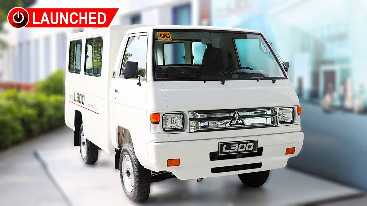 2020 Mitsubishi L300 Euro 4 Launch