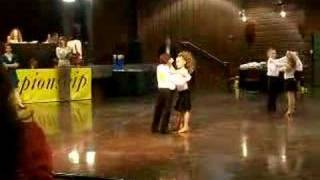 Center Stage Ballroom Dance Competition